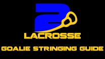 2Lacrosse Goalie Stringing Guide E-Book